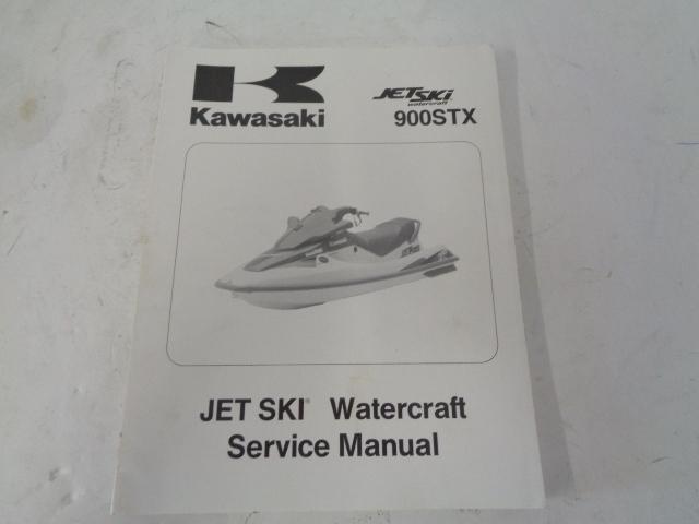 Kawasaki Jet Ski 1997 STX 900 OEM Service Manual Part# 99924-1205-01