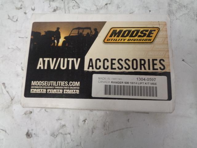 Polaris Side By Side 2010-2014 Ranger 500 Moose Utility Lift Kit # 1304-0597