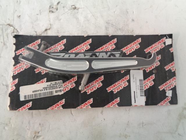 Kawasaki Motorcycle Ninja 300 Roaring Toyz Billet Lowered Kickstand # 564489