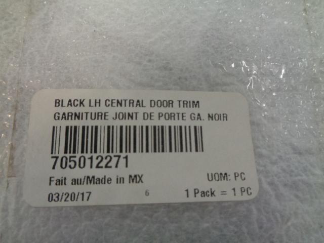 Can-Am UTV Side By Side 2018-2020 Maverick X3 XDS XRS Left Door Panel 705012271