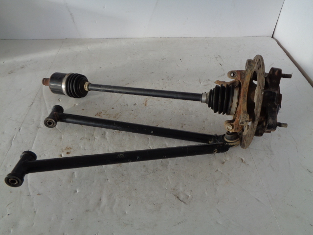 Polaris UTV 2009 Ranger Front Lower Control Arm + Shaft + Hub+Brake Disc 5136252