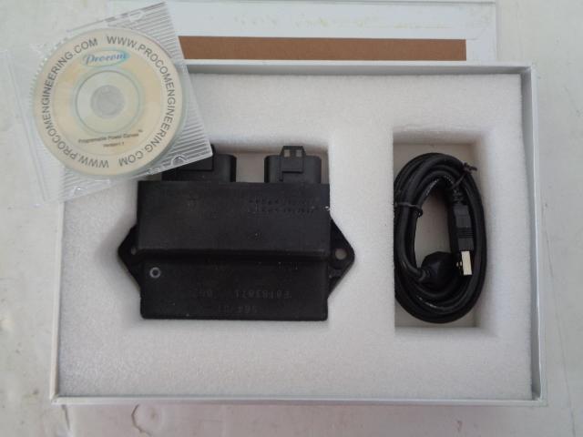 Yamaha Side By Side UTV 2009-2011 Rhino 700 ECU / Engine Control 5B4-8591A-01-00