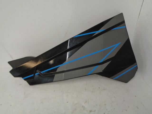 Polaris UTV Side By Side 2014-2021 RZR Blue Left Door Panel Assembly 5450636