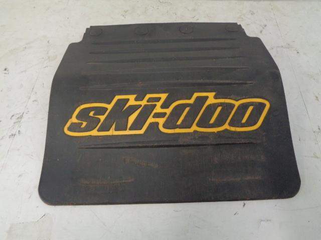 Ski-Doo Snowmobile 1998-2003 Summit MXZ Mach Z Yellow Snow Guard Flap 572103803