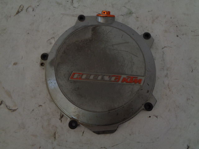 KTM Dirt Bike 2011-2014 300 OEM Clutch Cover Assembly Part# 77230023000