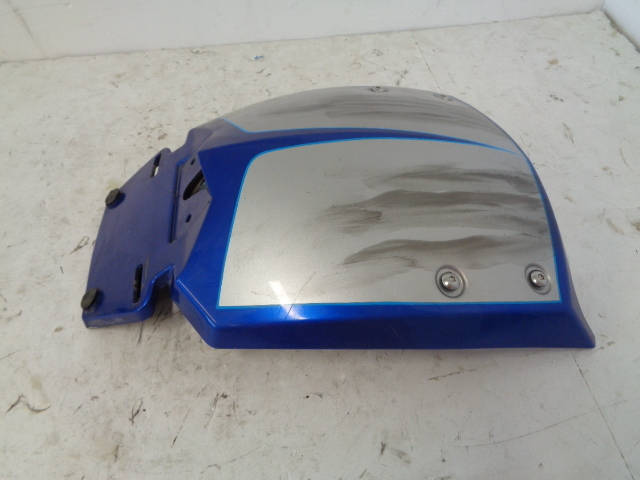 Can-Am Roadster 2008-2010 Spyder RS GS Blue Rear Fender Assembly # 705003176