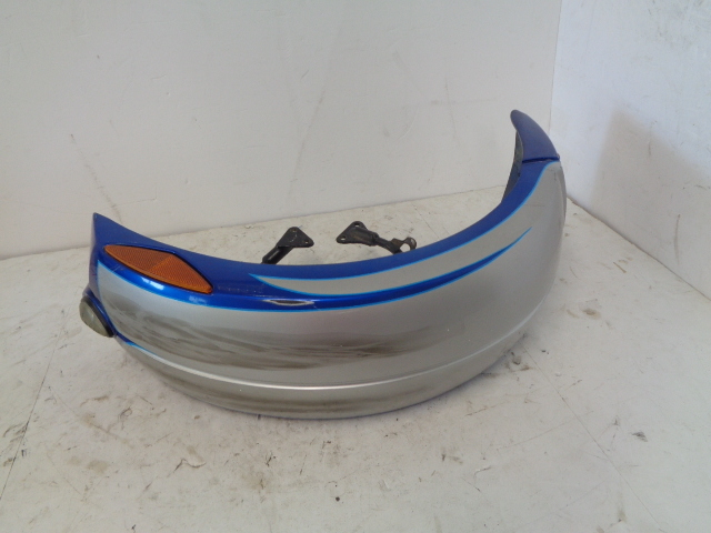 Can-Am Roadster 2008-2010 Spyder RS GS Blue RH Front Fender + Supports 705003420