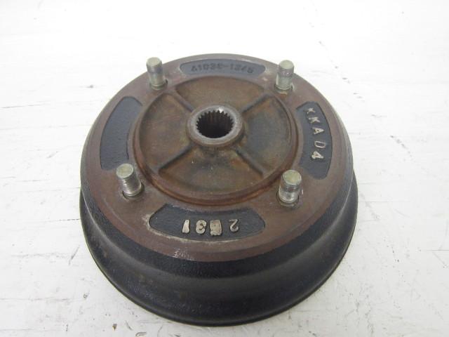 Kawasaki UTV Side By Side 1993-2005 Mule OEM Front Brake Drum Part# 41038-1345