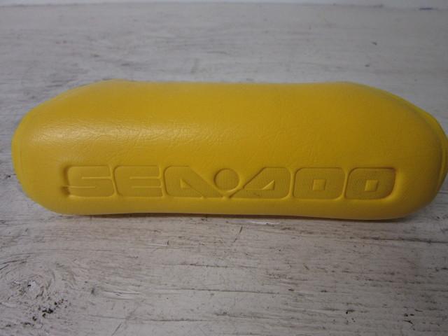 Sea Doo Bombardier 2005-2003 GTI / RFI OEM Yellow Handlebar Pad Part# 277001366