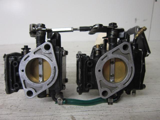 Sea Doo Bombardier 1995 HX OEM Complete Carburetor Set Part# 270500252 270500250