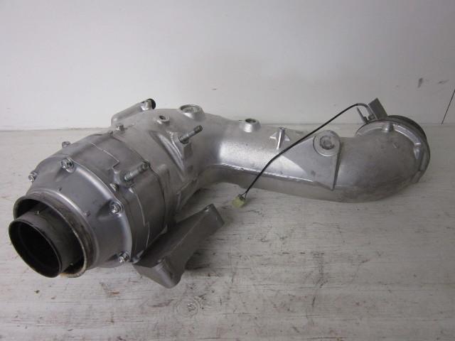 Yamaha Waverunner 1999-2001 XL 1200 OEM Complete Exhaust Pipe # 66V-41123-00-8P