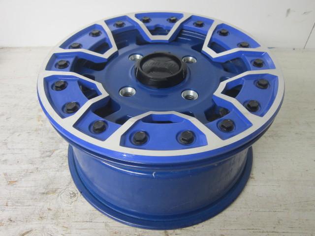 Can-Am UTV 2020-2021 Maverick 4x4 / Max OEM Blue Front Beadlock Wheel 705402602