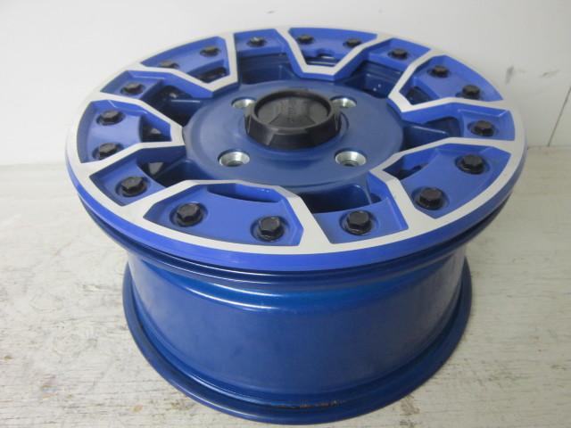 Can-Am UTV 2020-2021 Maverick 4x4 / Max OEM Blue Rear Beadlock Wheel 705402602