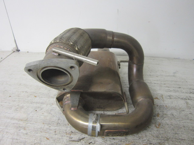 Polaris Slingshot 1320 Performance Exhaust Assembly Part# 1320-PS-EXV2-w-GSK