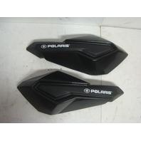 Polaris Snowmobile 2013-2018 Axys Rush Switchback Black Handguards NEW # 2879192