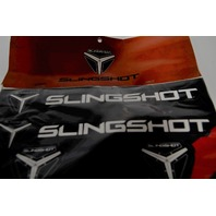 Polaris Side By Side 2015-2019 Slingshot Sticker Sheet 4-PACK OEM 2866264