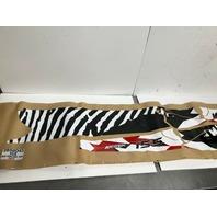 Polaris Snowmobile Burandt Ripcord Tun Red Wrap Decal Kit Part# 2858043-155
