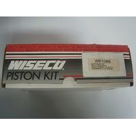 Polaris Watercraft SL650 Triple Wiseco Complete 67.00 mm Piston Kit Part# WK1068