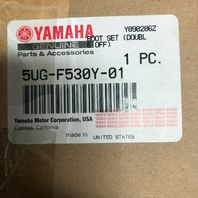 Yamaha UTV Side By side 2006-13 Rhino 450 Double Off Boot Set Part# 5UG-F530Y-01