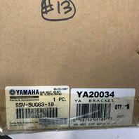 Yamaha UTV Side By side 2007 Rhino Gun Boot Mount Part # SSV-5UG63-10 OEM NEW