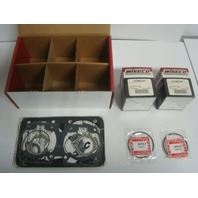 Ski Doo Snowmobile 1991-1992 Mach 1 Wiseco STD Complete Piston Kit Part# SK1235