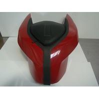 Zero Motorcycle 2013-2016 Zero SR Red Power Tank Assembly Part# 24-08208-6