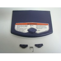 Polaris PWC 1994-196 SLT SLTX 750 780 Caribbean Blue Lid Hatch # 5431602-196