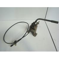 Kawasaki UTV 1994-2000 Mule 2510 4WD Lever 2WD / 4WD Change # 13168-1424