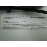 Polaris UTV Side By Side 11-14 Ranger XP 900 OEM New Spare Tire Mount # 2878563