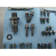 Honda PWC 2002-2007 Aquatrax F-12  R-12 OEM Complete Crankcase Bolt + Washer Kit
