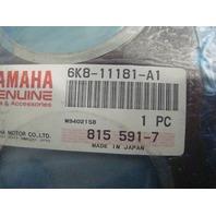 Yamaha Waverunner 1992-93 Wave Runner 500 Cylinder Gasket # 6K8-11181-A1-00 NEW