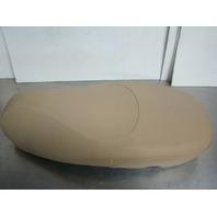 Vespa 2010 2014 LX150 , Primavera Sprint 150 OEM Brown Saddle Part# 673926