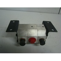 PJ Trailers Hydraulic Rotary Flow Divider Assembly Part# FDA-2R2-1SB