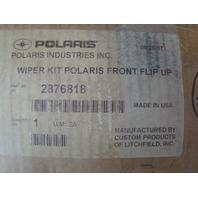 Polaris UTV Side By Side Ranger Front Flip Out Wiper Kit Part# 2876818 OEM NEW
