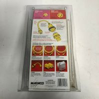 Marinco Pigtail Power Cord plus Adapter Part# 104SPPRV