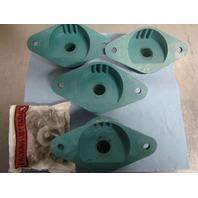 Kawasaki 95-06 STX 900 1200 ZXI 900 1100 Ultra 150 Motor Mount Set # 92160-3838