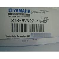 Yamaha Motorcycle 99-2014 Road Star Chrome Alternator Cover # STR-5VN27-44-02