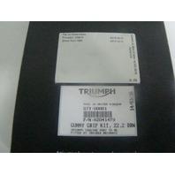 Triumph Motorcycle 2015-2016 Street Twin Thruxton 1200 Stock Grips T2658790