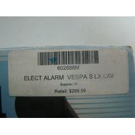 Piaggio: Fly 150, Fly 50 Vespa: LX150, LXV 150, S 150 Electronic Alarm 602688M