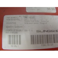 Polaris Motorcycle Roadster Slingshot Sunset Red Front Grill Part# 2881789-520