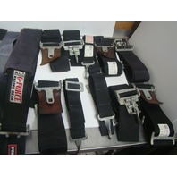 Polaris Yamaha Can-Am Kawasaki UTV Side By Side  4 Seater 4 Point Harness Set