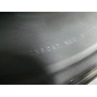 """Kawasaki UTV Side By Side 2008-2011 Teryx 750 Black Rear Rim 12"""" X 8 """" OAT"""