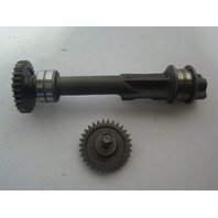 Honda Aquatraxx 02-2007 ARX1200 R-12X F-12X Balancer Shaft + Gear 13411-HW1-670