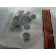 Sea Doo Bombardier 2005-2007 3D RFI Bumper Screw + Plug Set Part# 208652560