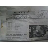 Arctic Cat ATV 400,700,1000  Front Gearcase Update Kit 2008-2009 Part# 0437-115