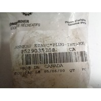 Sea Doo Jet Boat NEW NOS OEM Bombardier Intake Plug Part# 529035708
