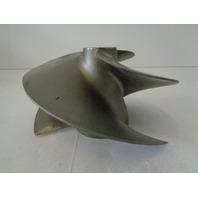 Sea Doo Jet Boat 1998 Challenger OEM Stainless Impeller Part# 204160050