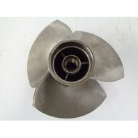 Sea Doo Bombardier 1998 GSX Limited OEM Stainless Impeller # 271000654