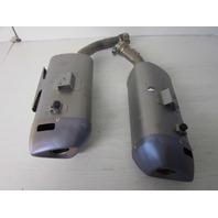 Yamaha Motorcycle 2012-2014 YZF-R1 Stock Exhaust / Muffler Set 14B-14710-40-00