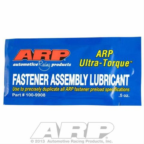 ARP 100-9908 ULTRA TORQUE ASSEMBLY LUBE LUBRICANT .5 OZ BOLT BOLTS